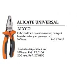ALICATE UNIVERSAL ALYCO