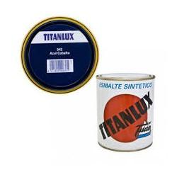 TITANLUX ESMALTE SINTETICO AZUL COBALTO 542
