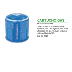 CARTUCHO GAS PRODUCTOS COLEMAN