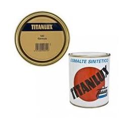 TITANLUX ESMALTE SINTETICO BLANCO 566 E